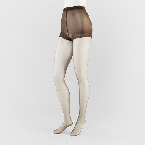 cd910e4d2 Hanes® Premium Women s Perfect Nudes Control Top Silky Ultra Sheer Pantyhose  - Tan 3X 4X