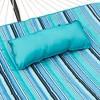 Island Retreat Hammock Pillow & Pad Set - Blue - Island Umbrella - image 3 of 4