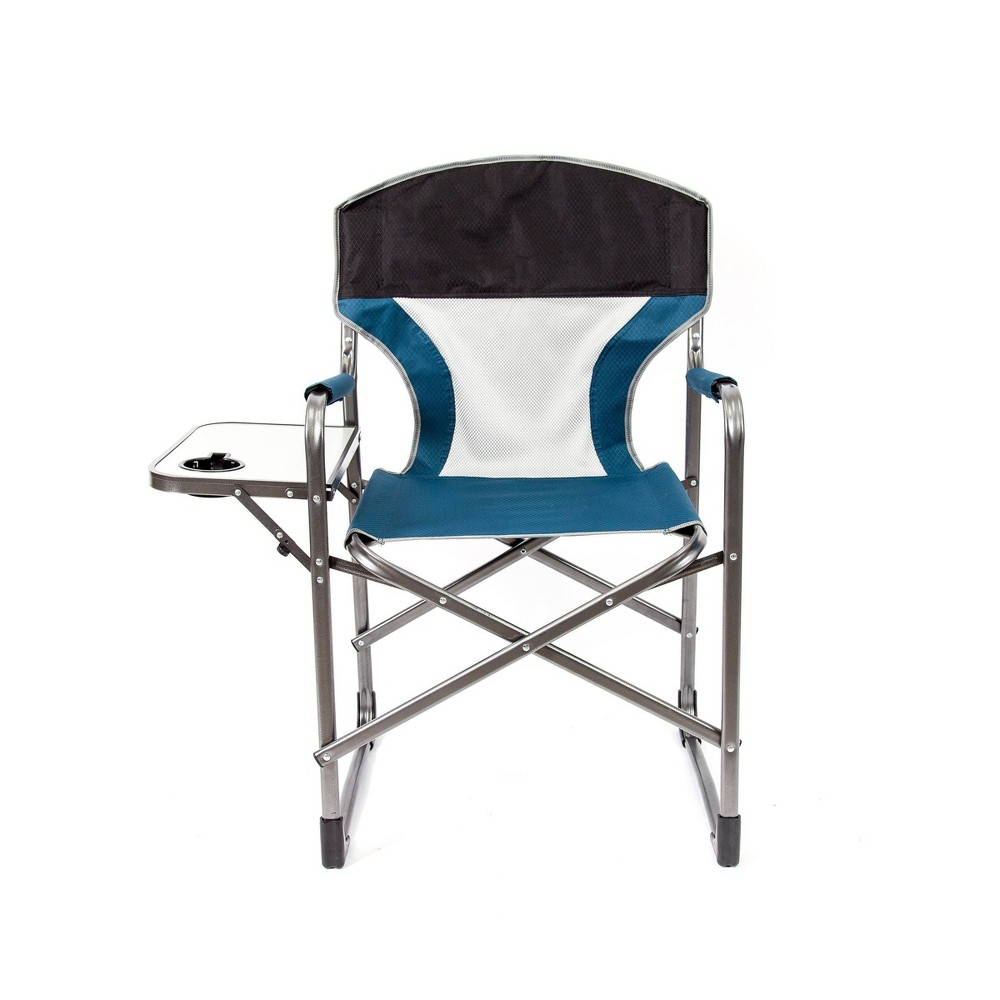 Image of Mac Sports Director Chair - Blue