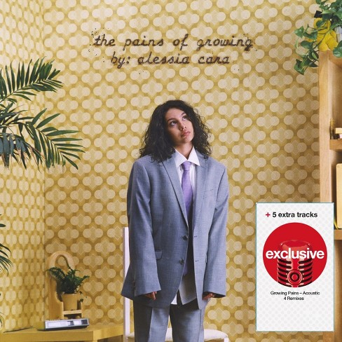 Alessia Cara Pains Of Growing (Deluxe) (Target Exclusive) - image 1 of 1