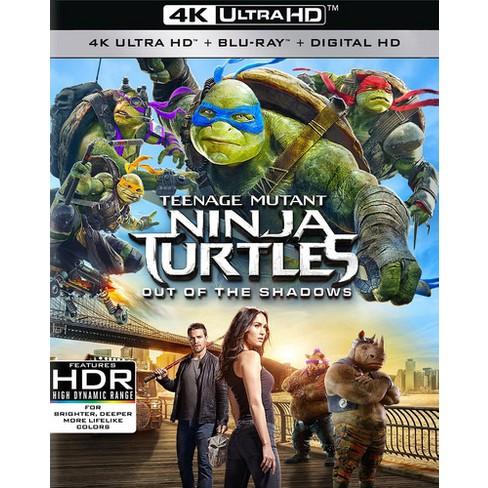 Teenage Mutant Ninja Turtles: Out of the Shadows (4K/UHD + Digital) - image 1 of 1