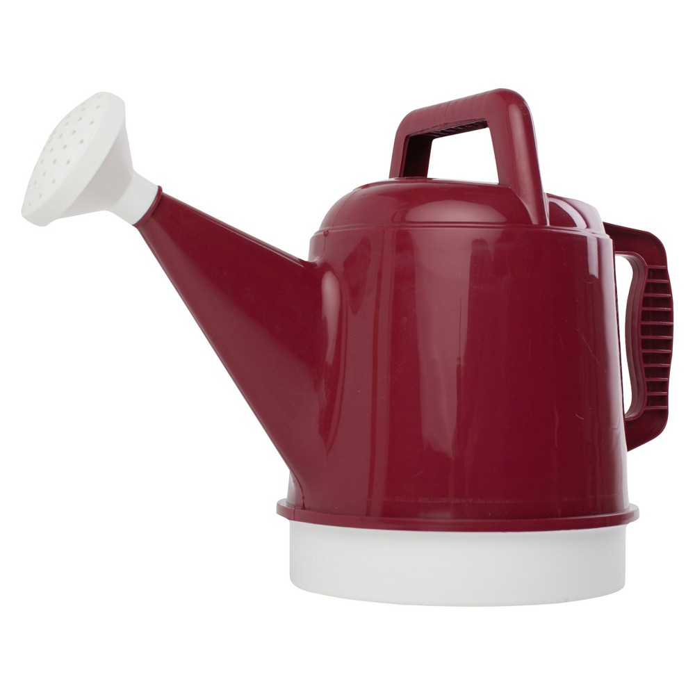 "Image of ""12.38"""" 2.5 Gallon Deluxe Watering Can - Union Red - Bloem"""