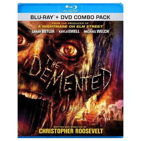 The Demented (Blu-ray) - image 1 of 1