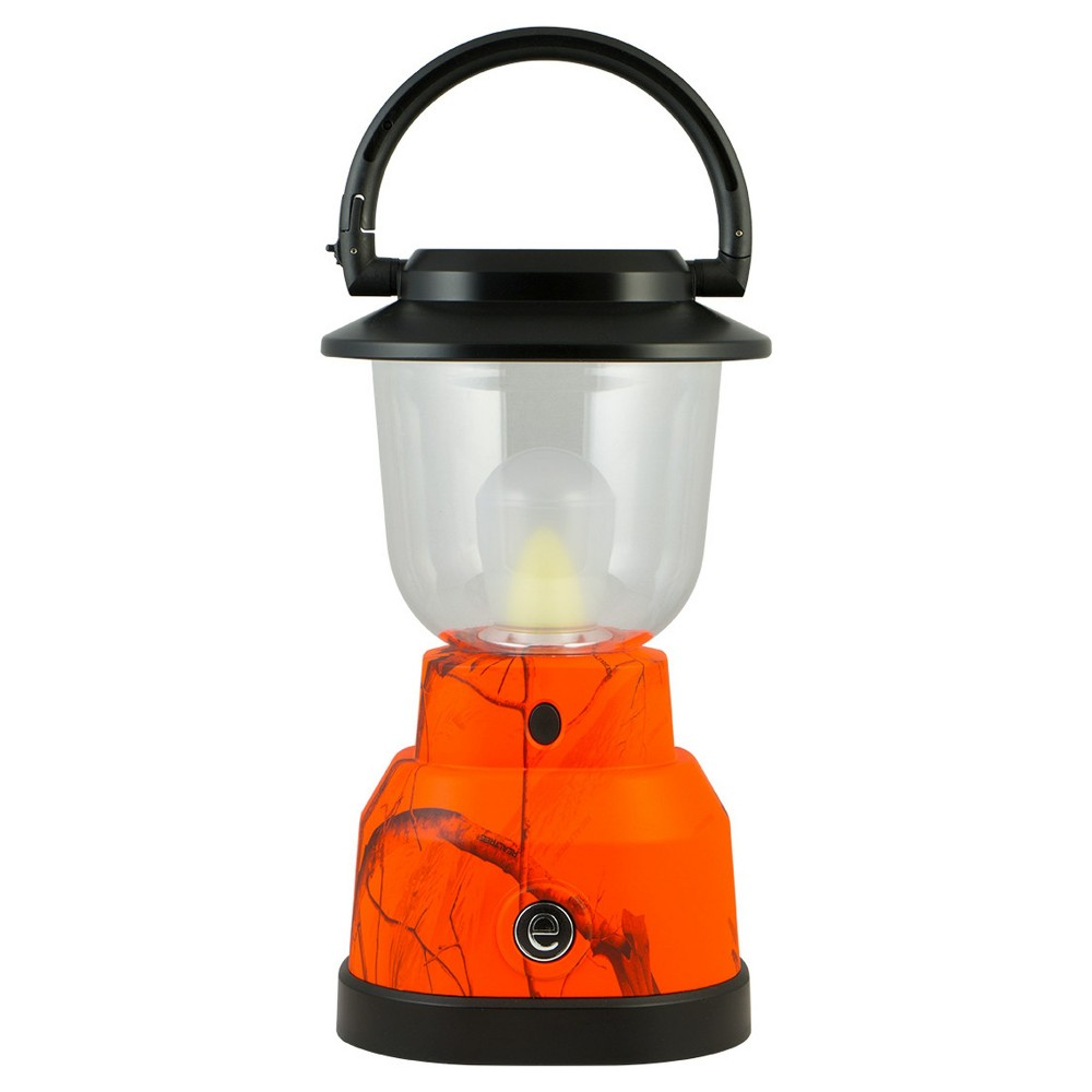 EcoSurvivor 4D Led Outdoor Lantern 10 - Orange