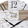 Harper Pallets Wall Clock - FirsTime - image 3 of 4