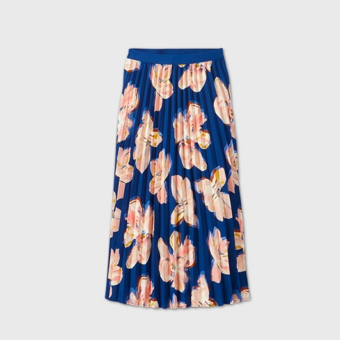 Women's Pleated Skirt - A New Day™ - image 1 of 2
