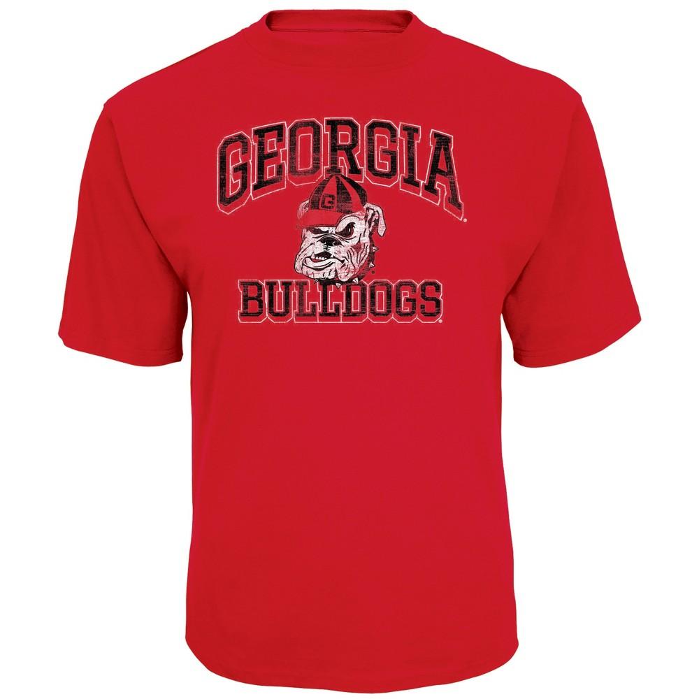 NCAA Men's Short Sleeve TC T-Shirt Georgia Bulldogs - Xxl, Multicolored