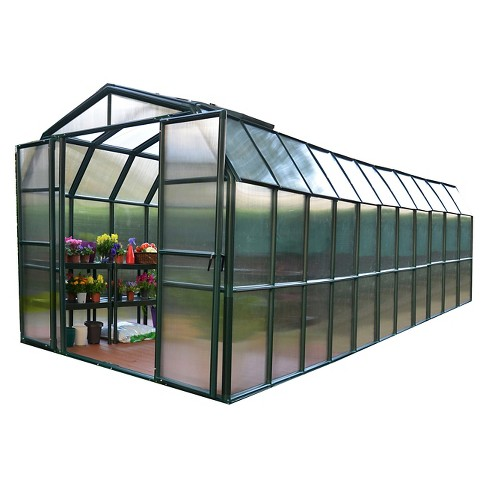 8' x 20' Grand Gardener 2 Twin Wall - Forest - Rion - image 1 of 9