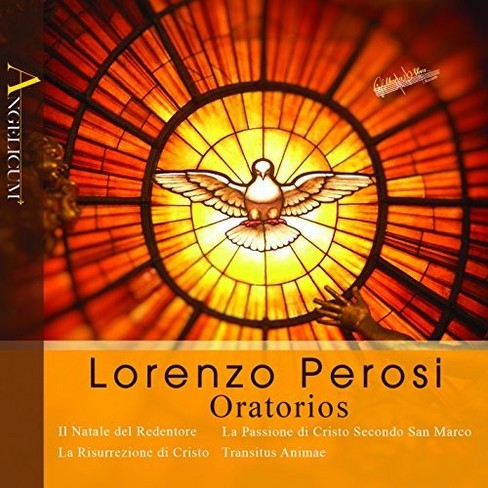 Various - Perosi:Oratorios (CD) - image 1 of 1