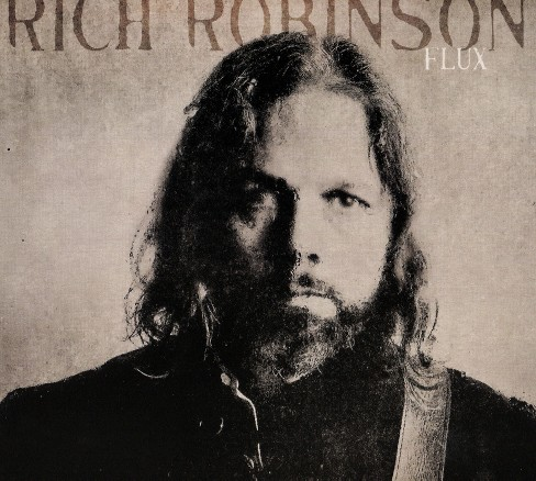 Rich robinson - Flux (CD) - image 1 of 1