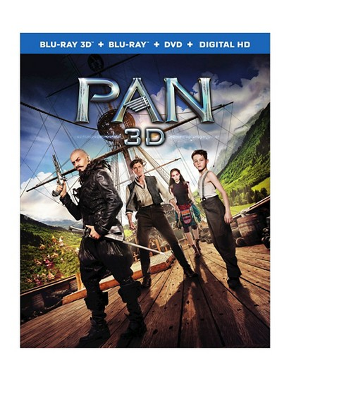 Pan [Includes Digital Copy] [3D] [Blu-ray/DVD] - image 1 of 1