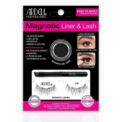 Ardell Magnetic Lash & Liner Natural 110 Kit