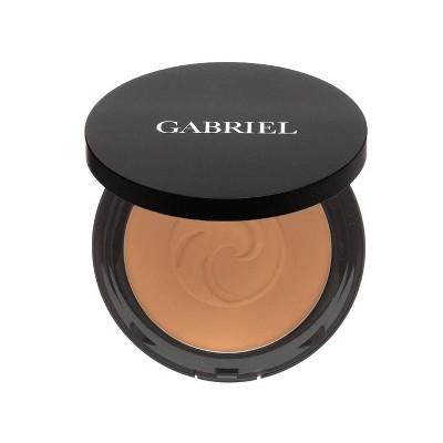 Gabriel Cosmetics Dual Pressed Powder Foundation - 0.32oz