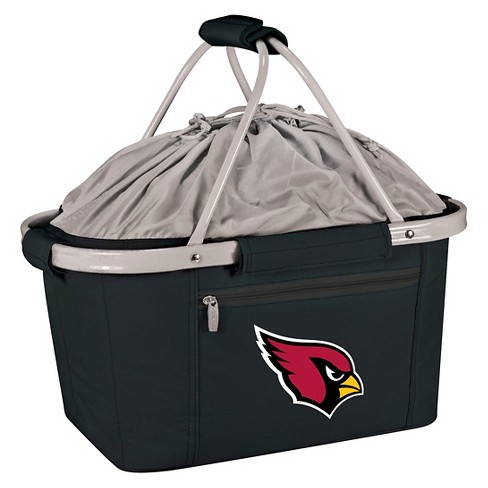 Picnic Time NFL Team Metro Basket Collapsible Tote - Black - image 1 of 2
