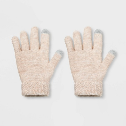 Women's Fashion Knit Gloves - Universal Thread™ One Size - image 1 of 1