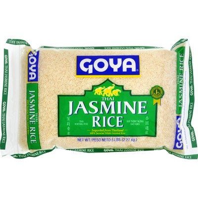 Goya Thai Jasmine Rice - 5lbs