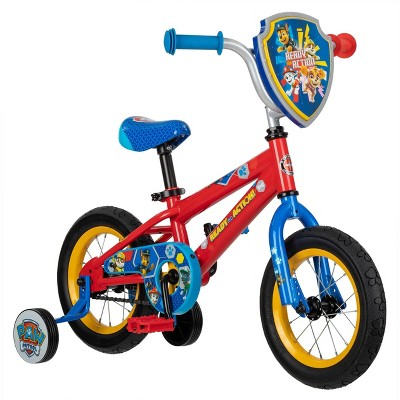 "Nickelodeon PAW Patrol 12"" Kids' Bike - Red"