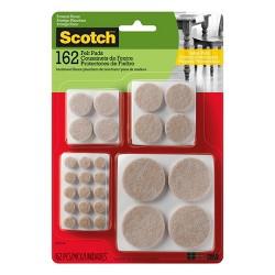.94 X 6.125 X 9 162 Ct Scotch Floor Pad