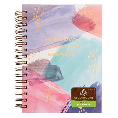 Watercolor Blank Journal Multicolor - Greenroom