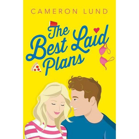 The Best Laid Plans - by  Cameron Lund (Hardcover) - image 1 of 1