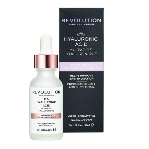 Makeup Revolution Skincare Plumping