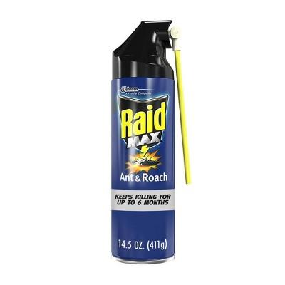 Raid Max Ant & Roach Killer Spray - 14.5oz/1ct