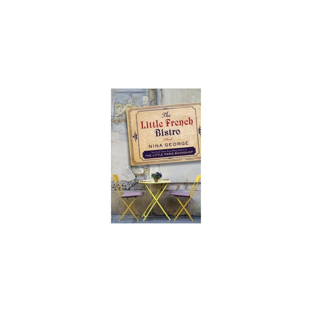 Little French Bistro (Unabridged) (CD/Spoken Word) (Nina George)