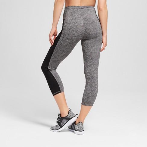 72bb1ed04777 Women s Training High-Waisted Laser Cut Capri Leggings 22