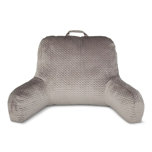 Plush Bedrest Throw Pillow - Room Essentials™ - image 1 of 1
