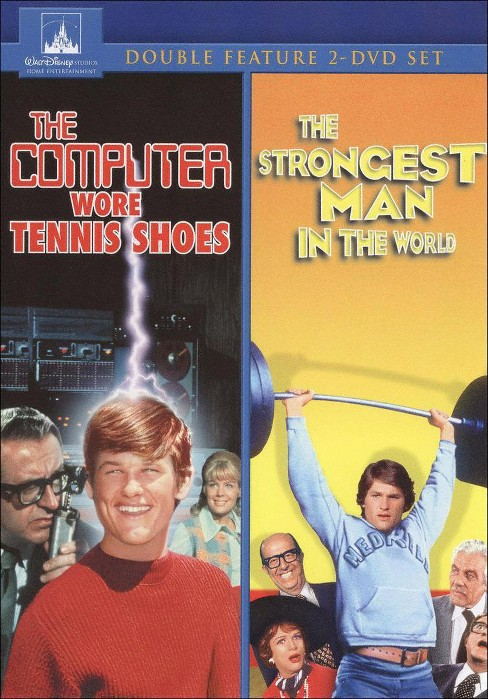 Computer Wore Tennis Shoes/The Strong (DVD) - image 1 of 1