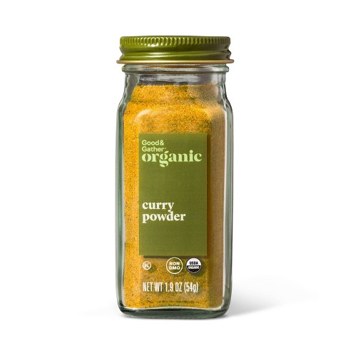 Organic Curry Powder - 1.9oz - Good & Gather™ - image 1 of 2
