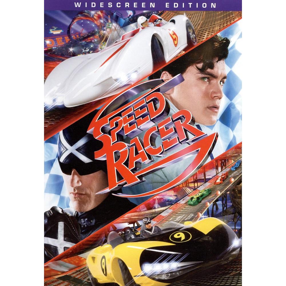 Speed Racer, Movies