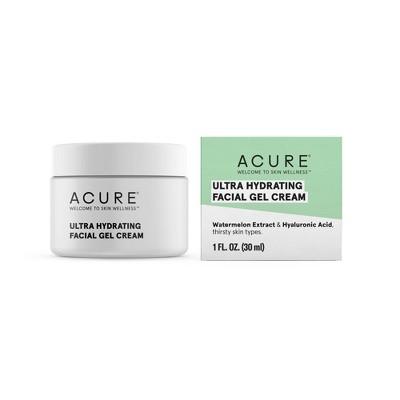 Acure Ultra Hydrating Facial Gel Cream - 1 fl oz