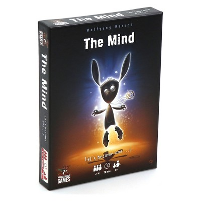 The Mind Card Game by Pandasaurus Games
