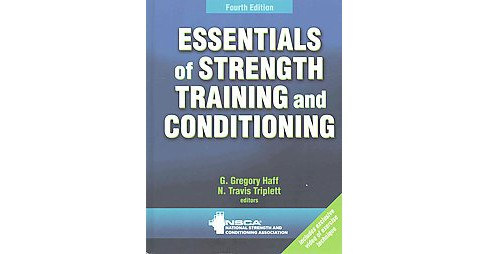 Essentials of Strength Training and Conditioning (Hardcover) - image 1 of 1