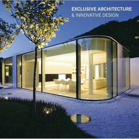 Exclusive Architecture & Innovative Design - by  Claudia Martinez Alonso (Hardcover) - image 1 of 1