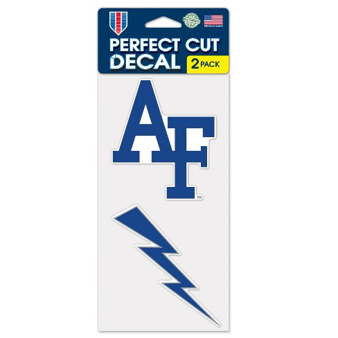 NCAA Air Force Falcons Window Decal 2pk - image 1 of 1