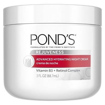 Pond's Anti-Age Face Sculpting Night Cream - 3 fl oz