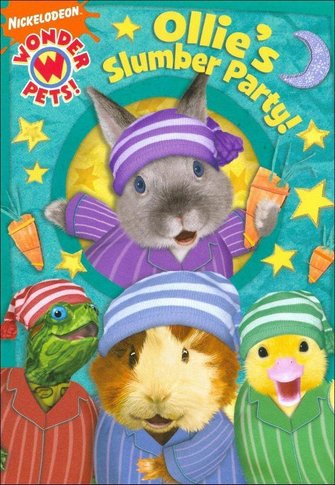 Wonder Pets!: Ollie's Slumber Party - image 1 of 1