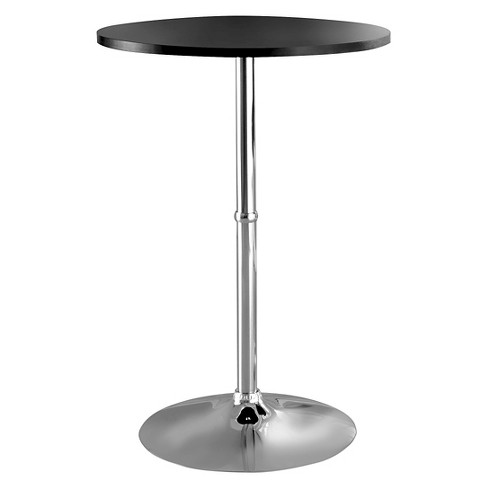 Kelli Round Bar Table - Furnite of America - image 1 of 2
