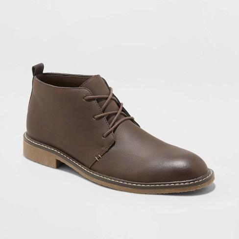Men's Granger Boots - Goodfellow & Co™ Brown - image 1 of 3