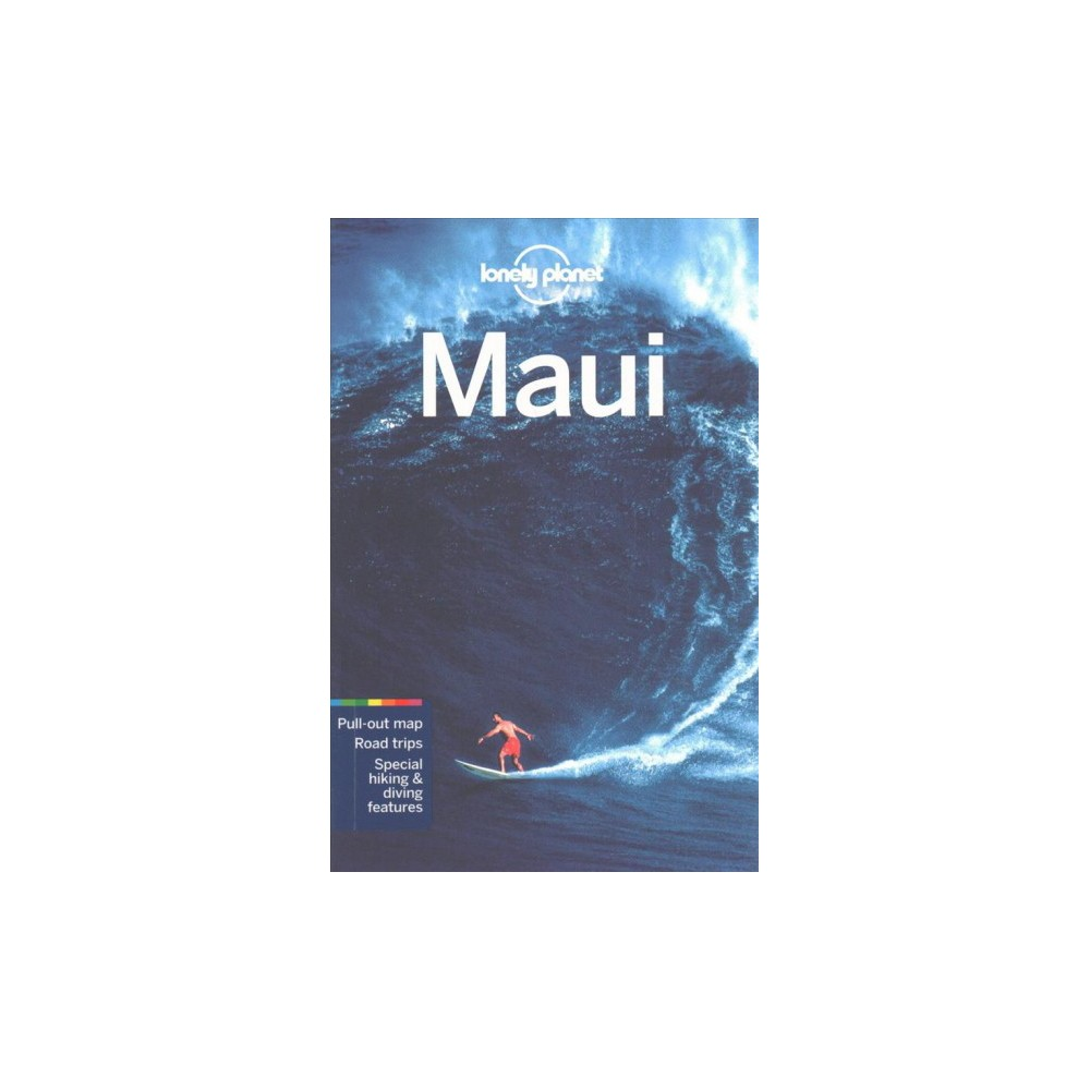 Lonely Planet Maui - by Amy C. Balfour & Jade Bremner & Ryan Ver Berkmoes (Paperback)