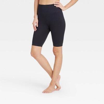 "Women's High-Rise Seamless Bike Shorts 7"" - JoyLab™"