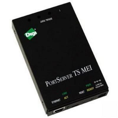 Digi PortServer TS 2 MEI 2-Port Device Server - 2 x RJ-45 , 1 x RJ-45