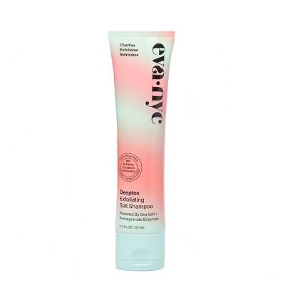 Eva NYC Deeptox Exfoliating Salt Shampoo - 5 fl oz
