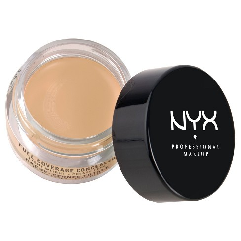 NYX Professional Makeup Full Coverage Concealer Jar - image 1 of 4