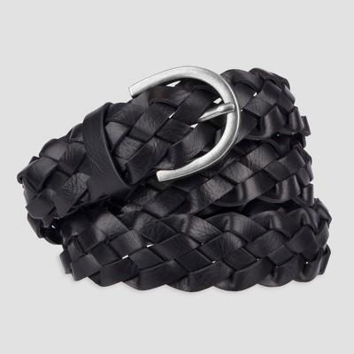 Women's Plus Size Braid Belt - Ava & Viv™