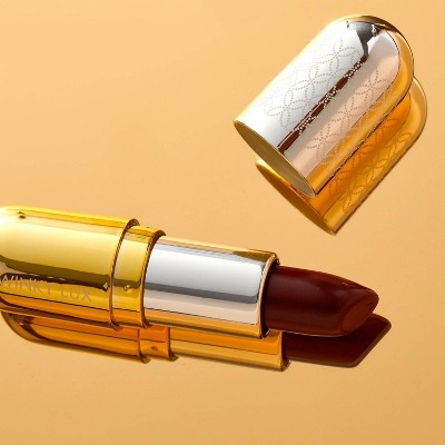 Winky Lux Lip Velour Demi Matte Lipstick - 0.14oz