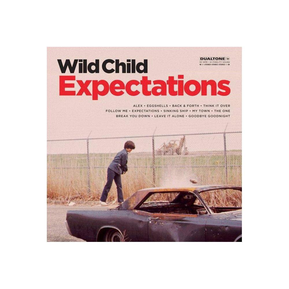 Wild Child Expectations Cd