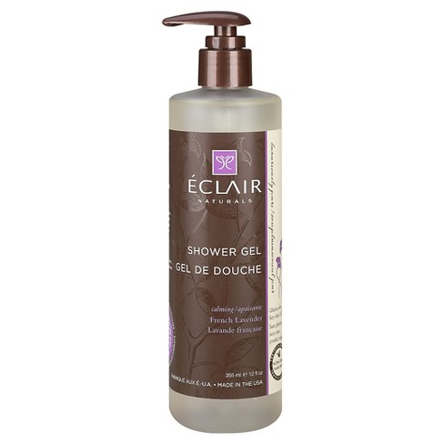 Eclair Naturals Shower Gel French Lavender 12 oz - image 1 of 1